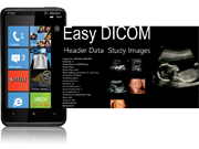 DICOM Viewer for Windows Phone 7